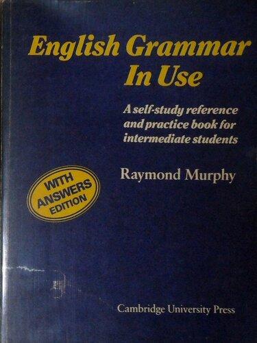 Учебник Мерфи По Английскому Языку