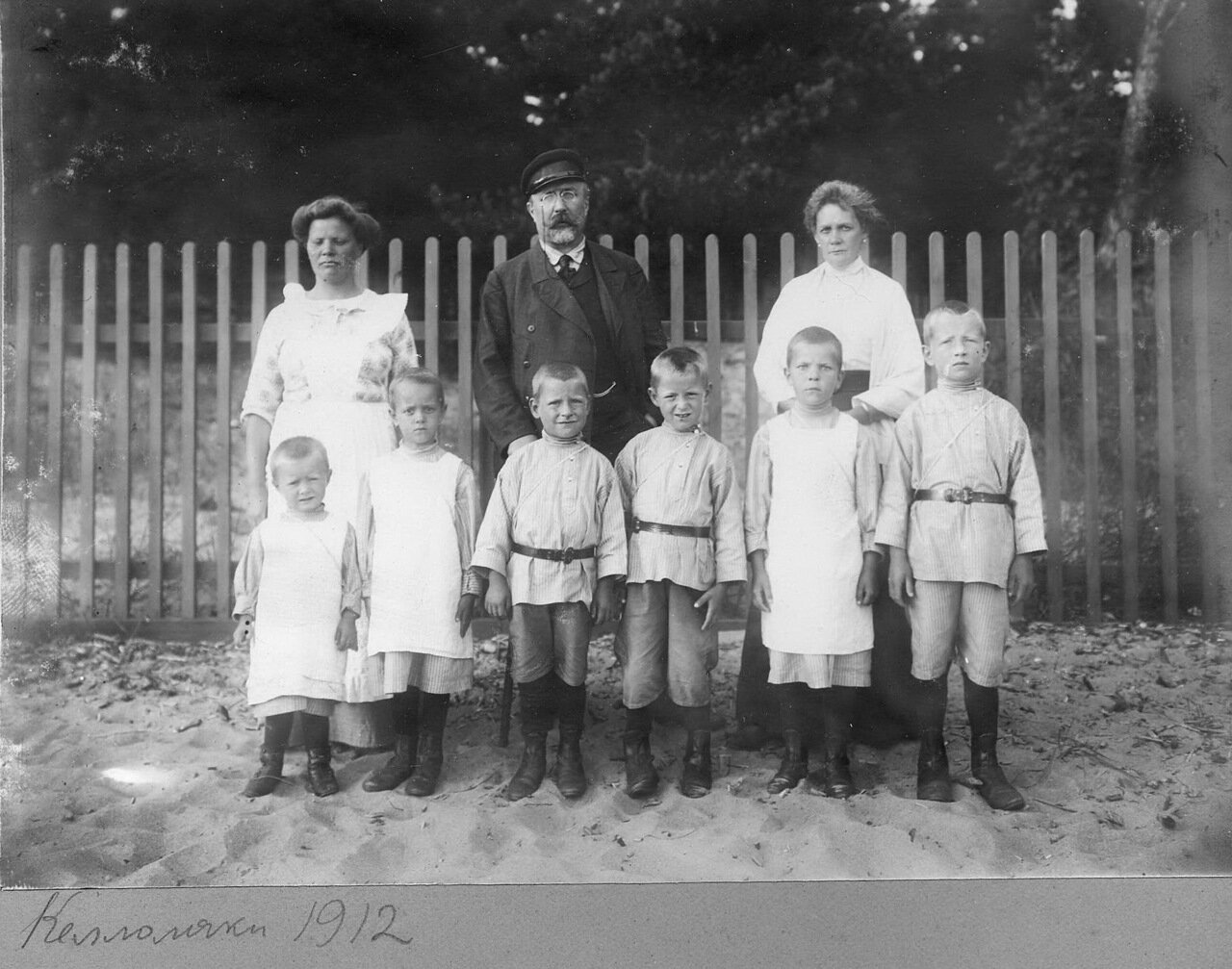 Келломяки. 1912
