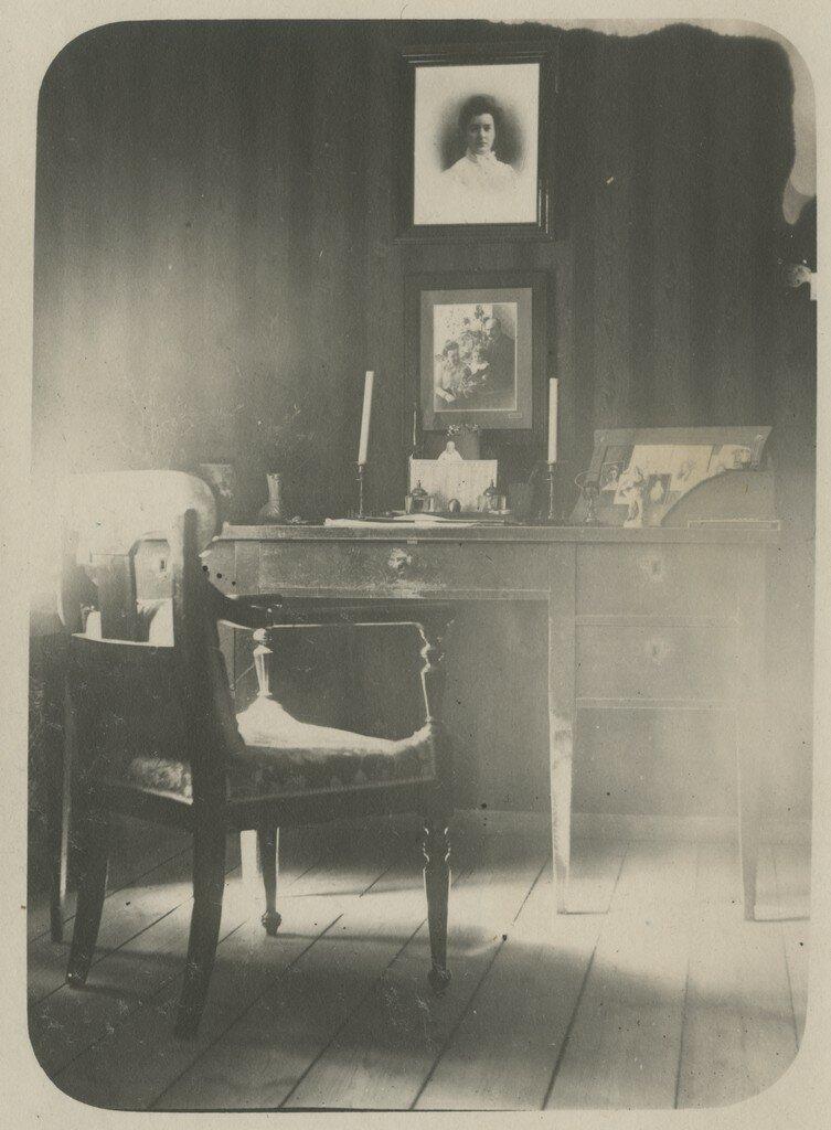 1900-е. Интерьер особняка