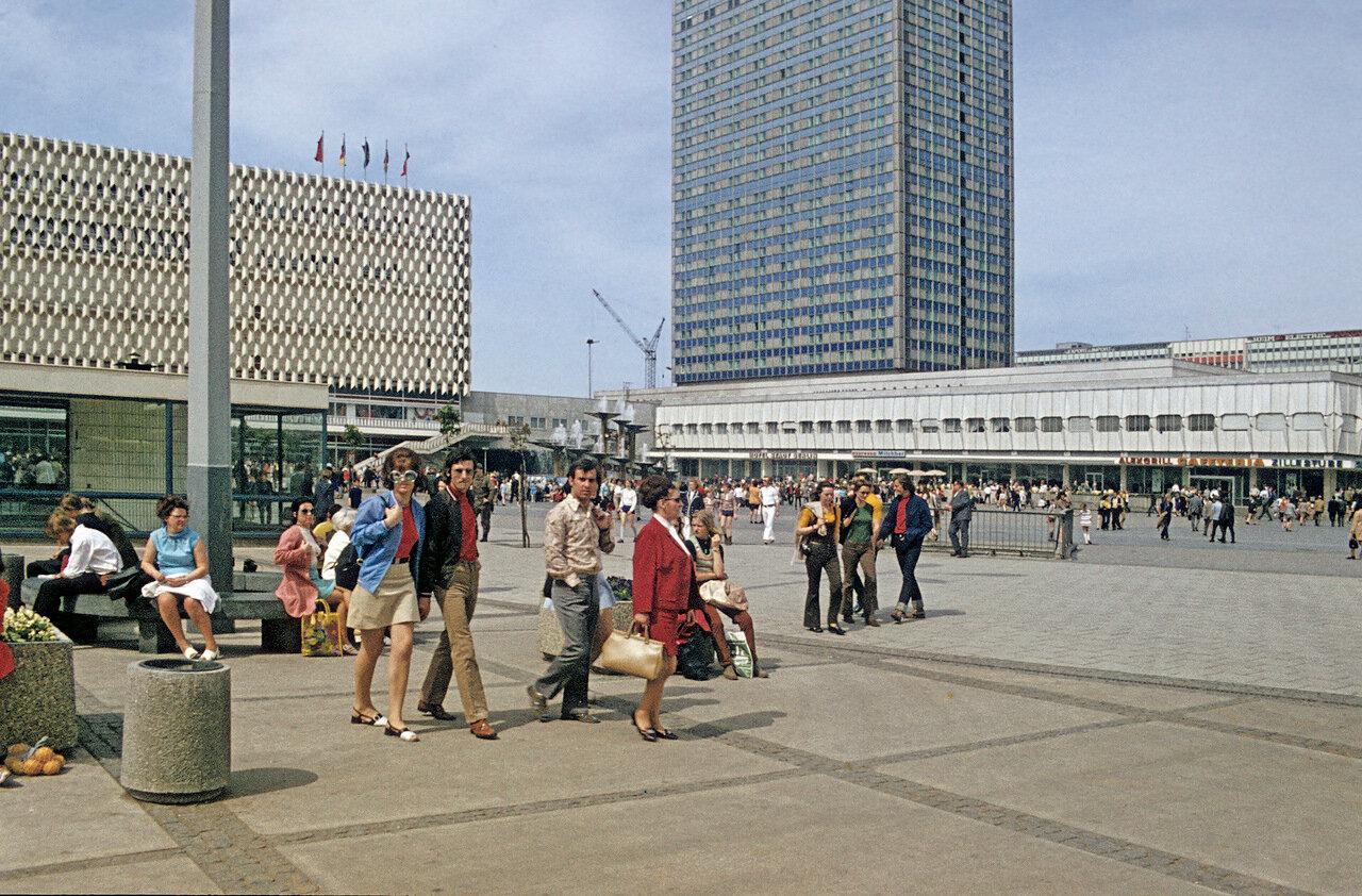 ORWOCHROM UT 18,vermutlich 1976. Berlin-Ost.