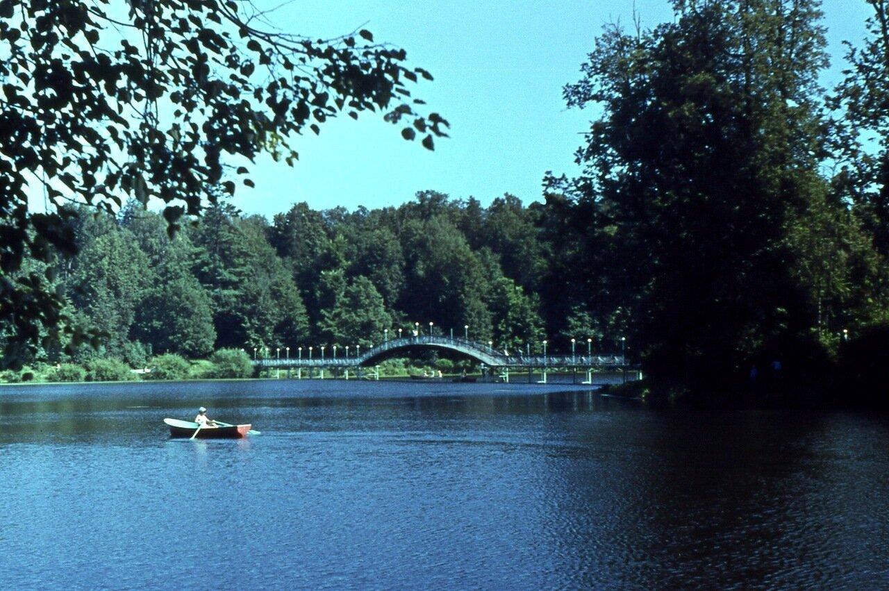 26. Ажурный  мостик