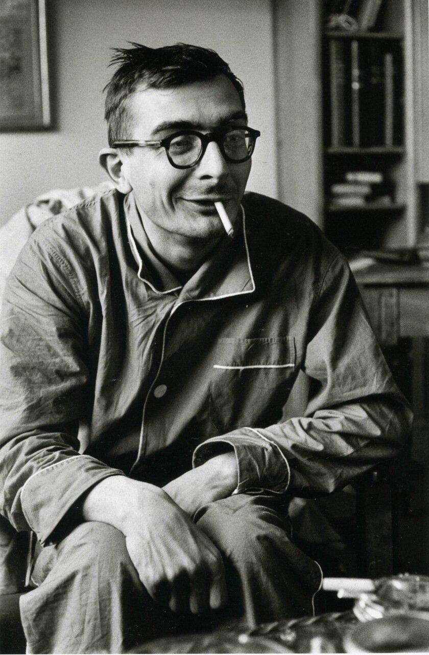 1959. Клод Шаброль