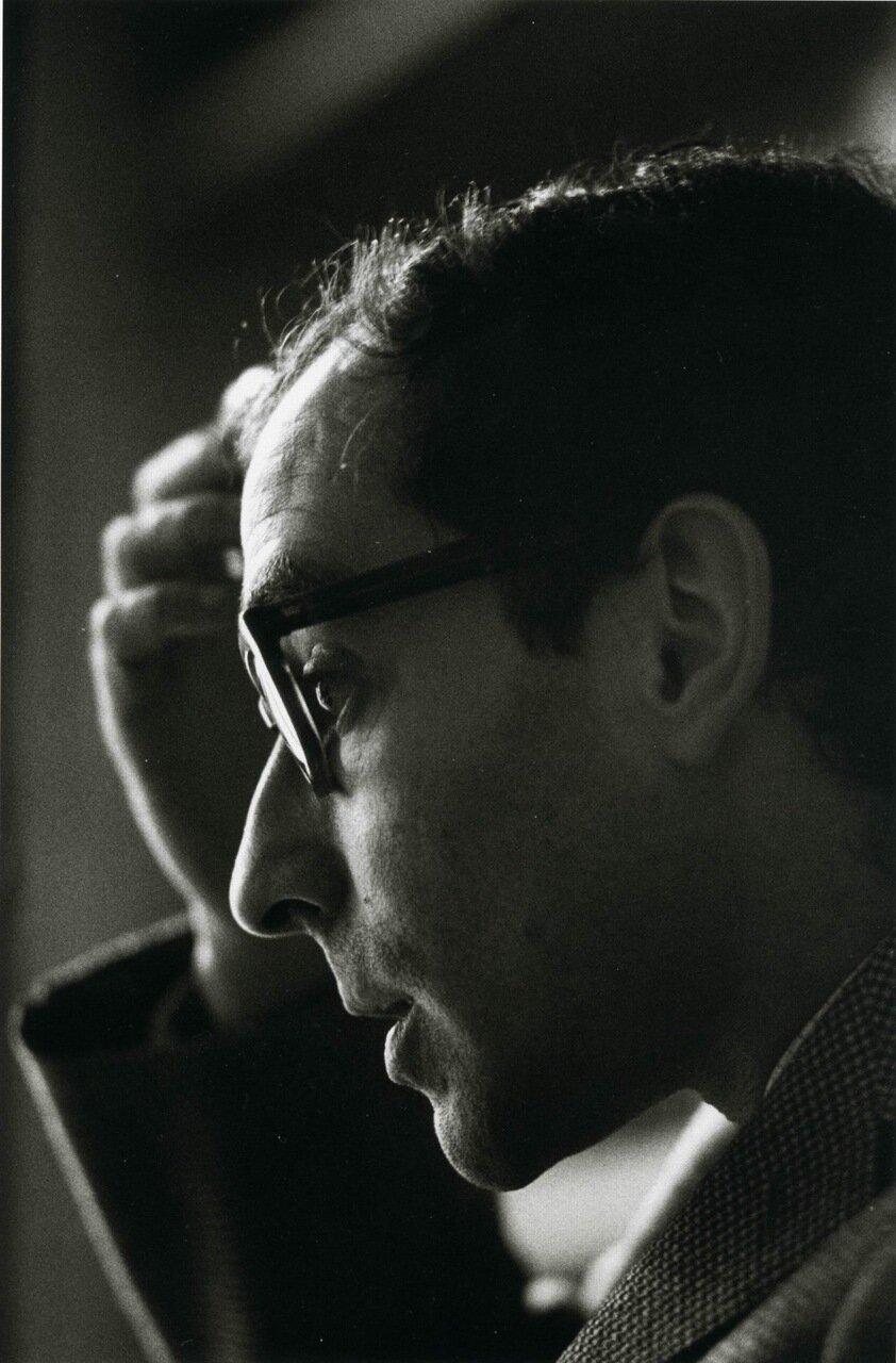 1965. Жан-Люк Годар