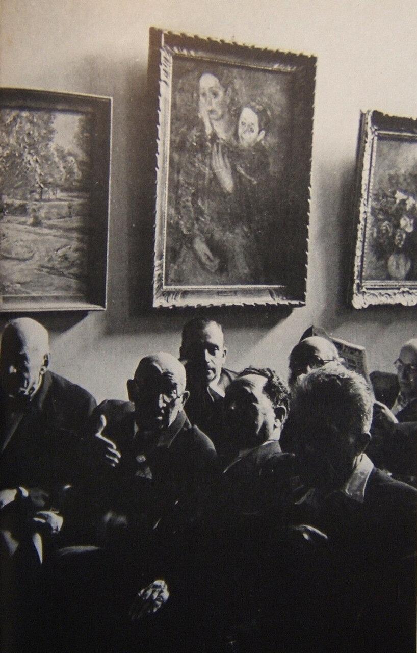 1948. В ожидании оглашения Декларации Независимости