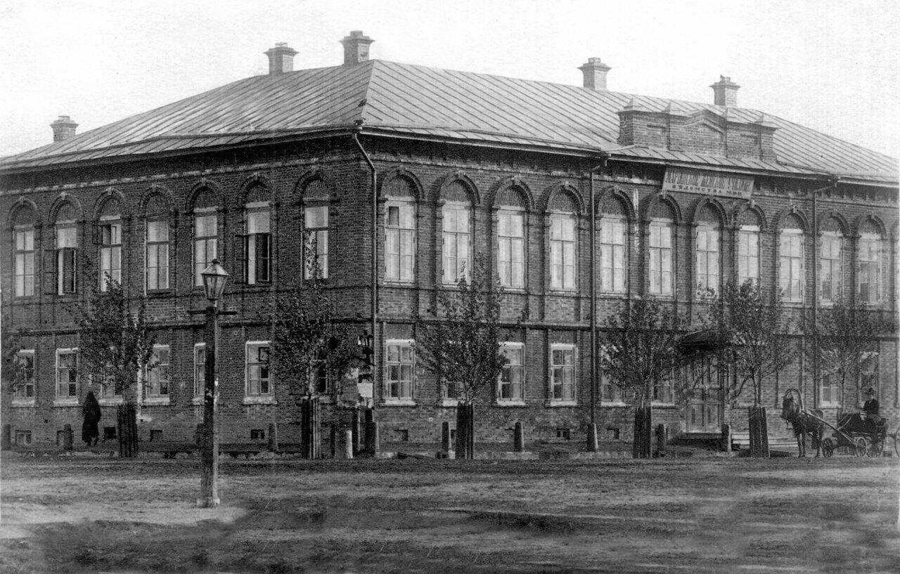Мариинское женское училище