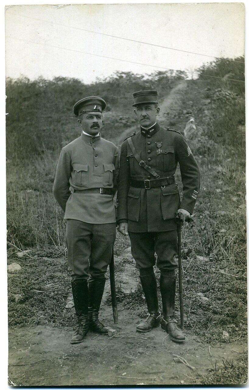 Генерал Михаил Константинович Дитерихс