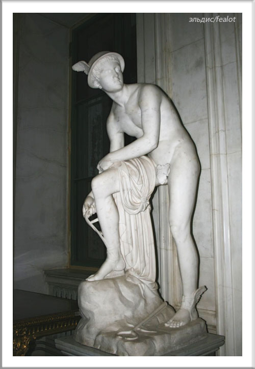 Порно видео статуя бахуса