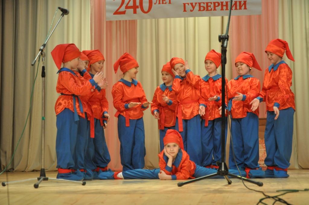 В Кораблинском Дворце культуры состоялся районный фестиваль «Ты цвети и процветай, наш родной Рязанский край!»