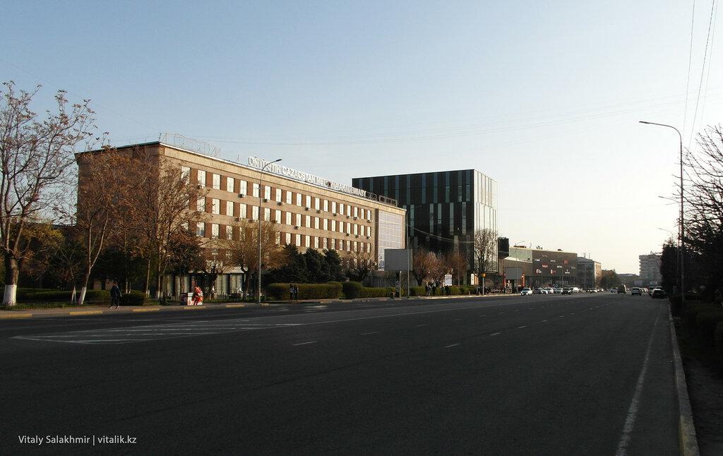 Площадь Аль-Фараби, Шымкент