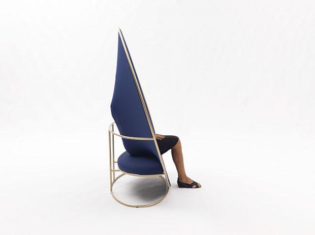 FURNITURE SPOTLIGHT: Anish Chair by Emanuele Magini Design