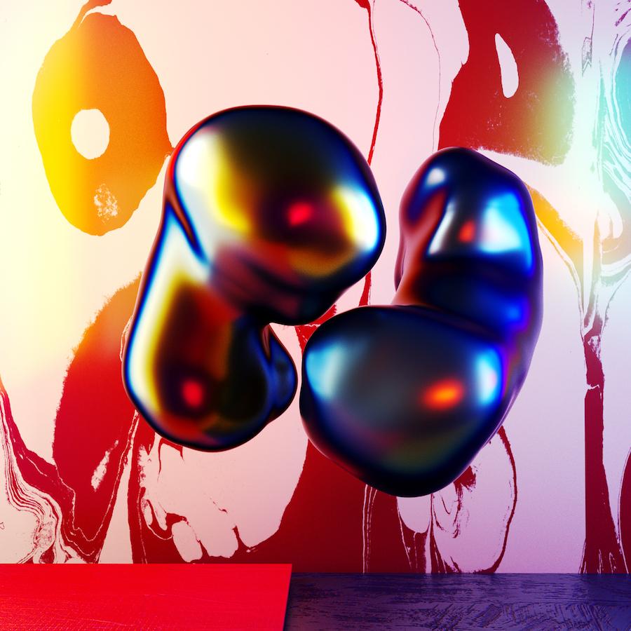 Fascinating Abstract 3D Forms