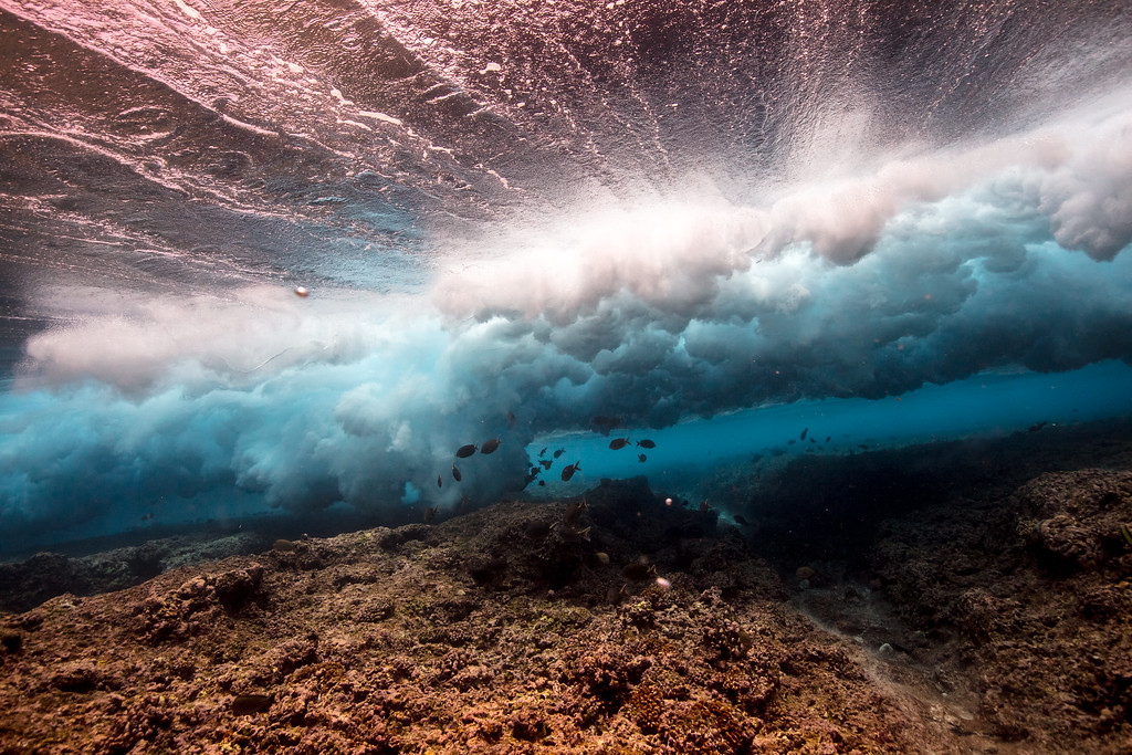 Magnificent Photographs Of The Ocean All Around The World