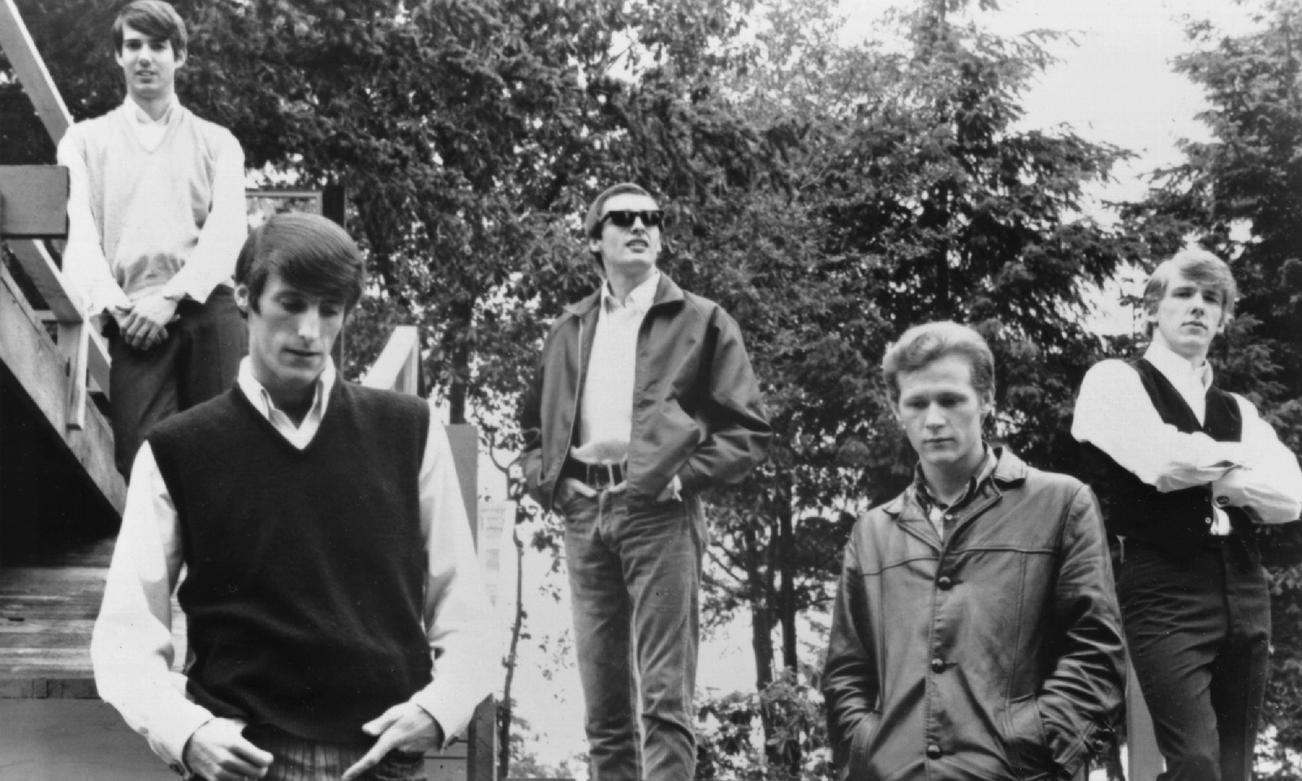 1960-е.«The Sonics»