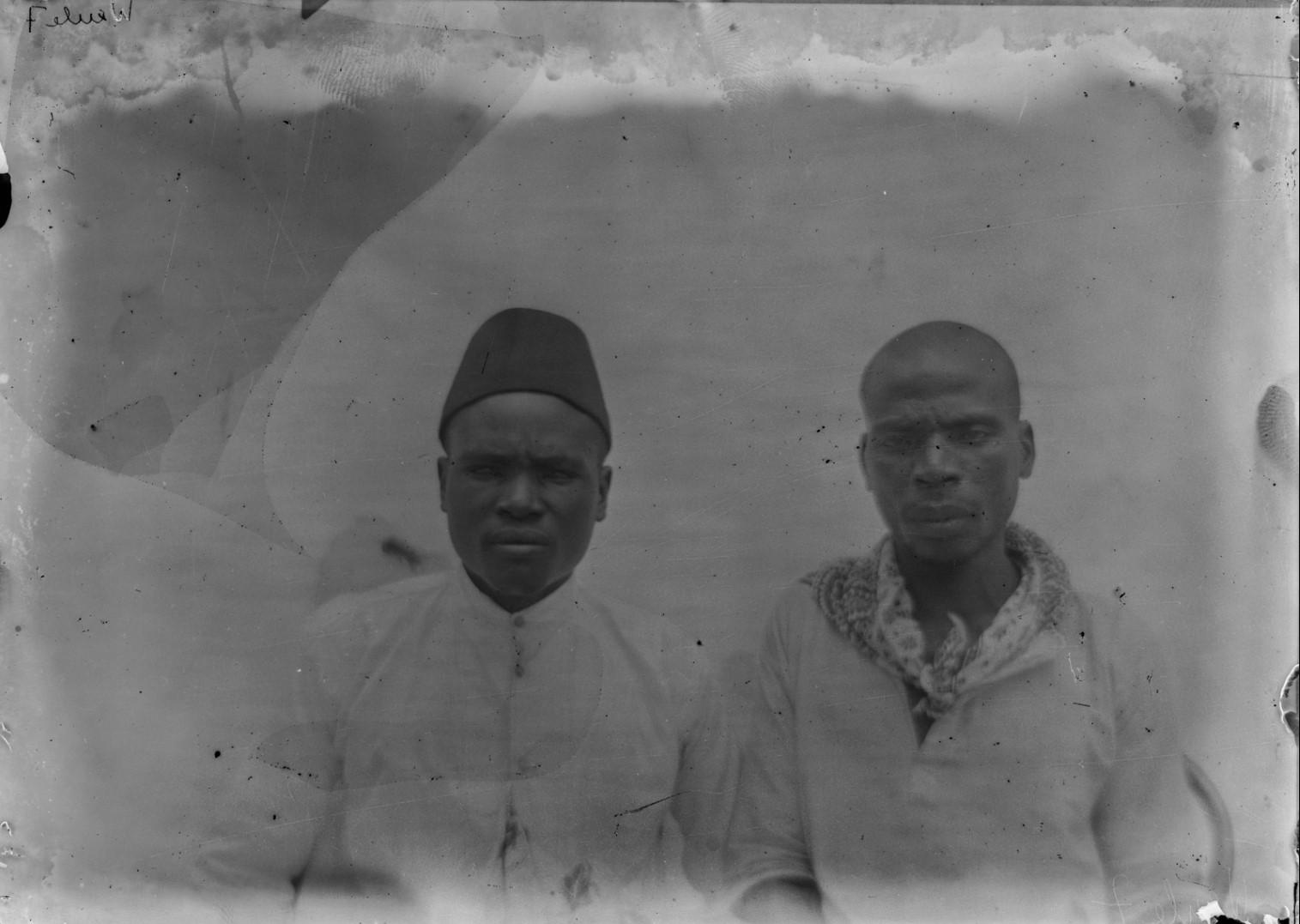 79. Портрет двух мужчин