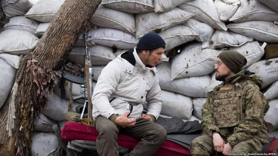 «Быть воином – это нечто иное, чем быть военнослужащим» – капеллан морпехов Андрей Зелинский