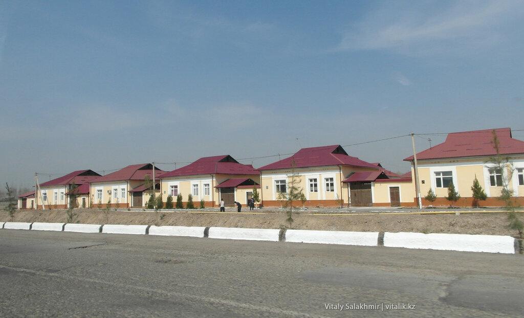 Типовая застройка, дома в Узбекистане, Ташкент