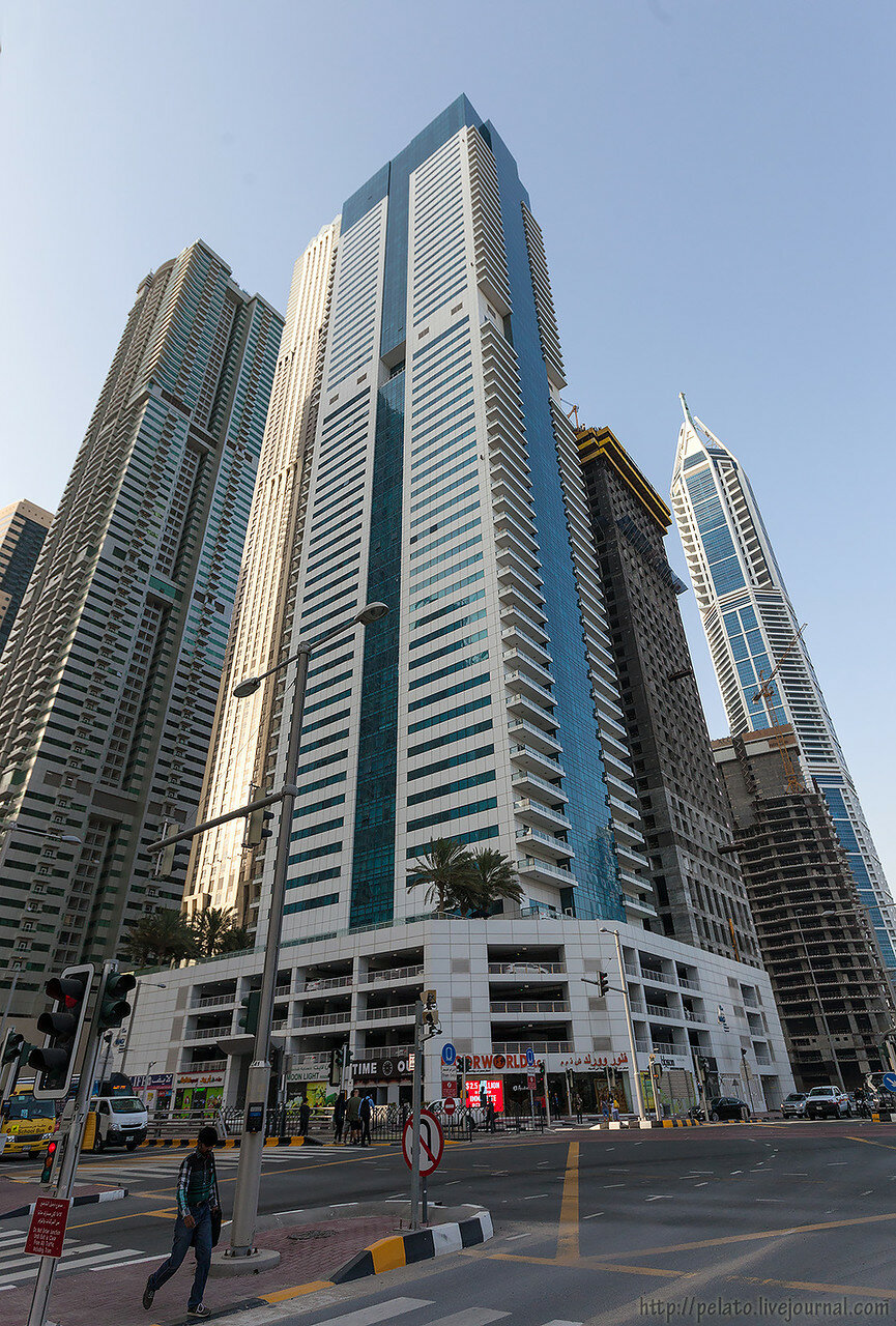 Marina Марина Dubai Дубаи ОАЭ UAE