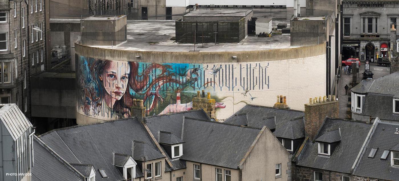 street art Street festivals festival art not art