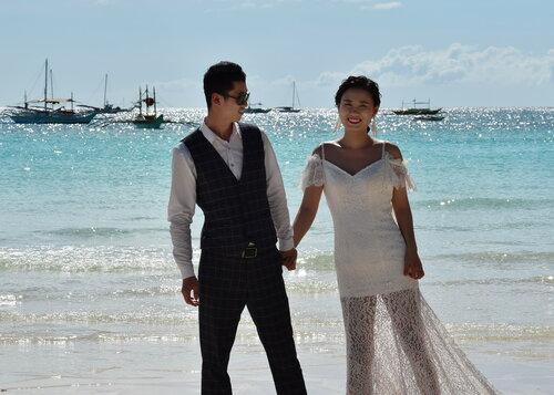 Ах, эта свадьба... Филиппины.
