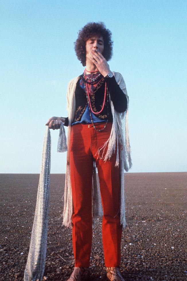 1967. Эрик Клэптон