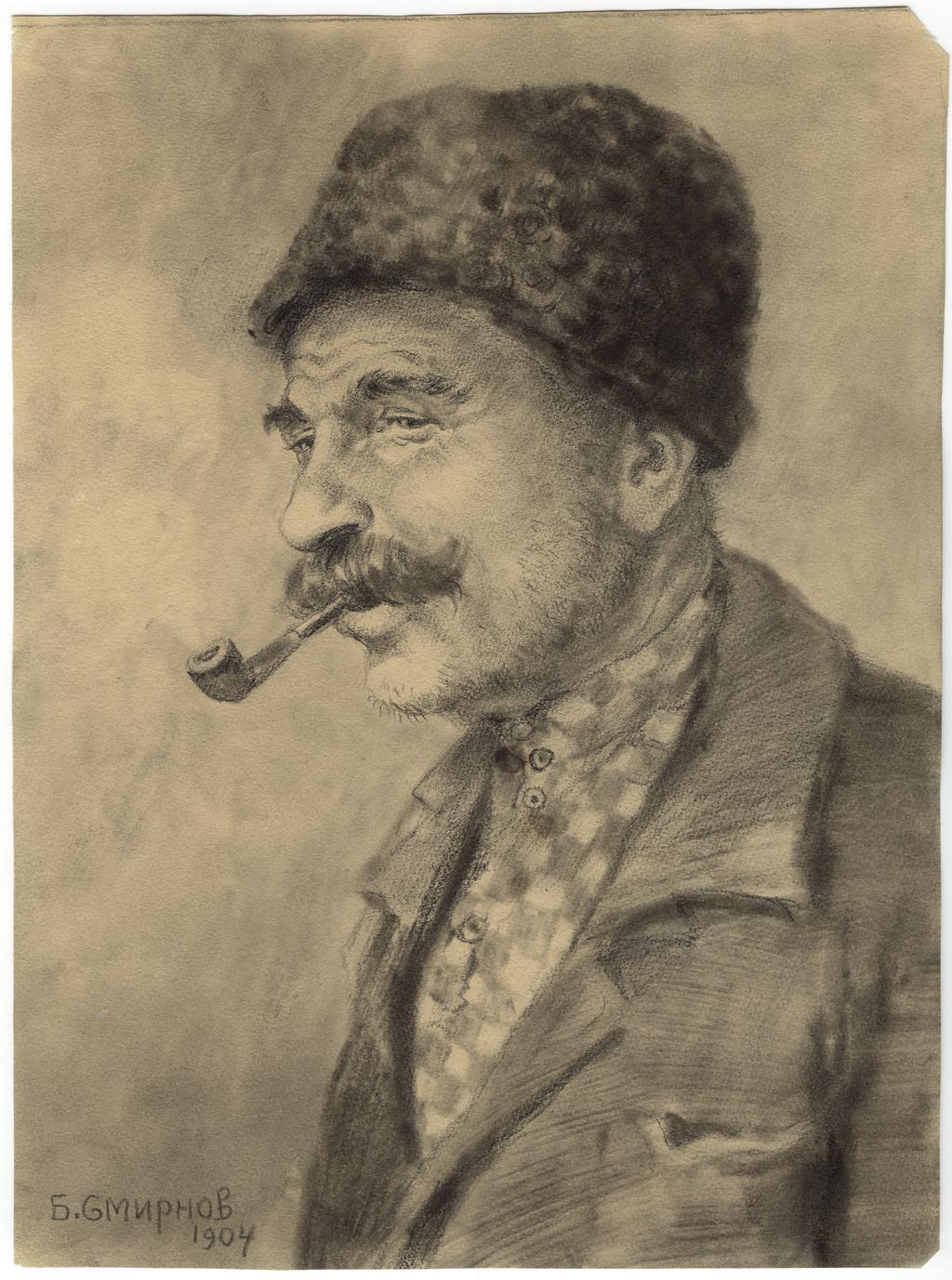Сибирь. Переселенец из Новороссии