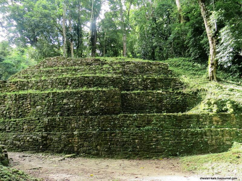 Мексика, Яшчилан _410.JPG