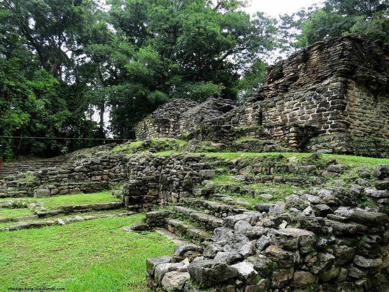 Мексика, Яшчилан _600.JPG