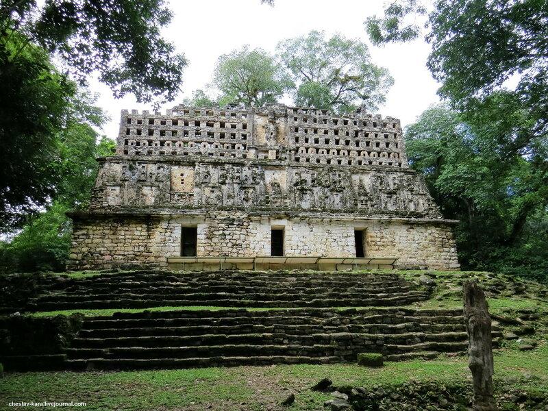 Мексика, Яшчилан _780.JPG