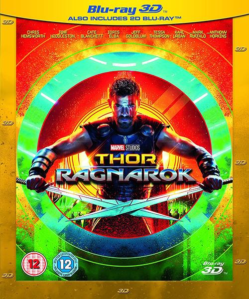 Тор: Рагнарёк / Thor: Ragnarok (2017/BDRip/HDRip)