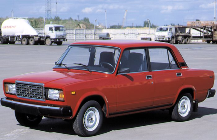Культовые советские автомобили