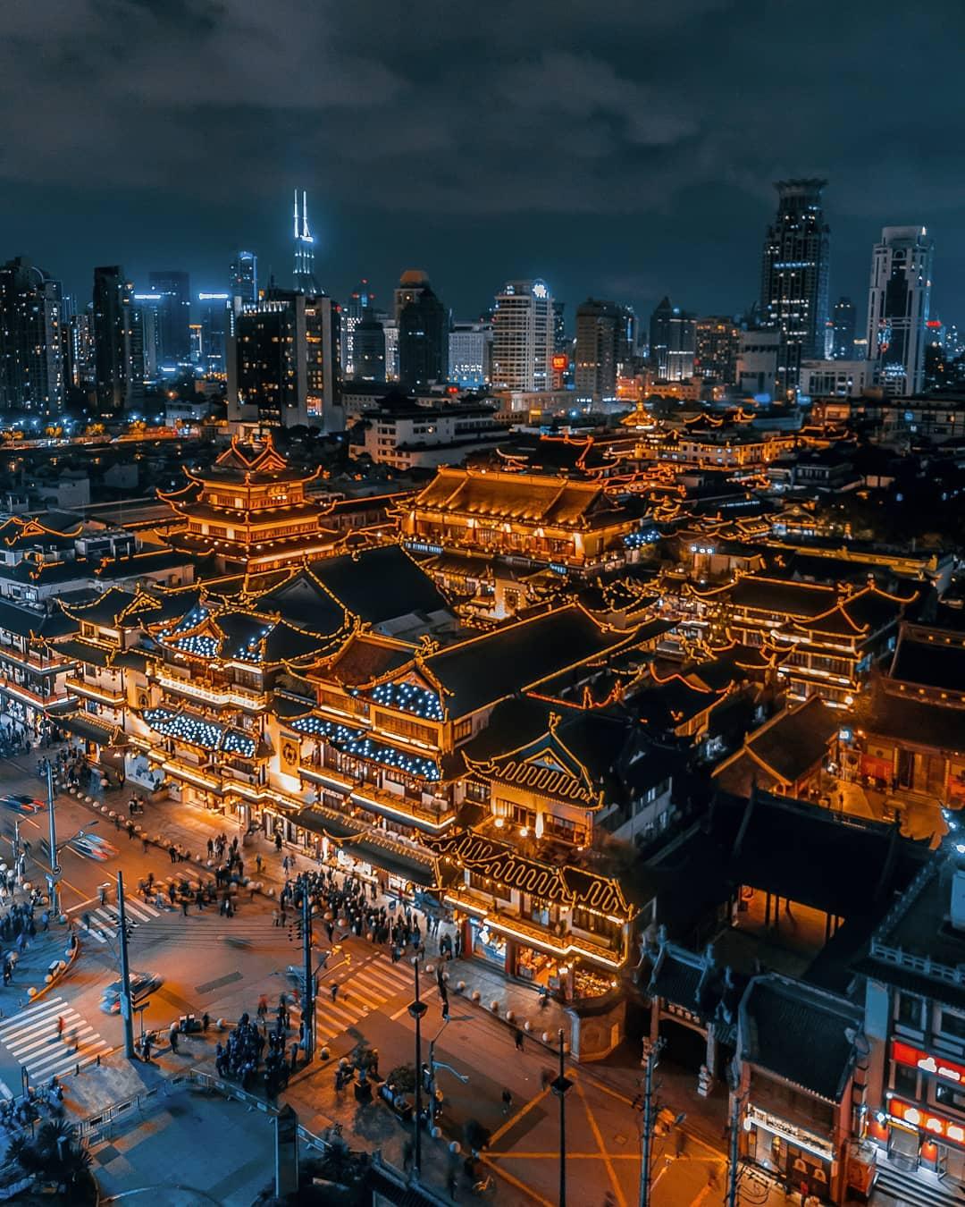 Шанхай на снимках Марка Зигемунда