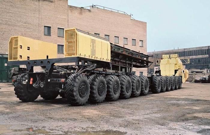 Белорусские «сороконожки»: секретные грузовики, выпущенные МАЗом