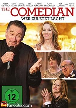 The Comedian Wer zuletzt lacht (2016)