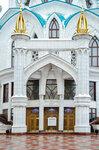 Главный вход мечети