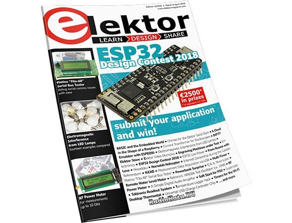 Elektor Electronics №3-4 2018
