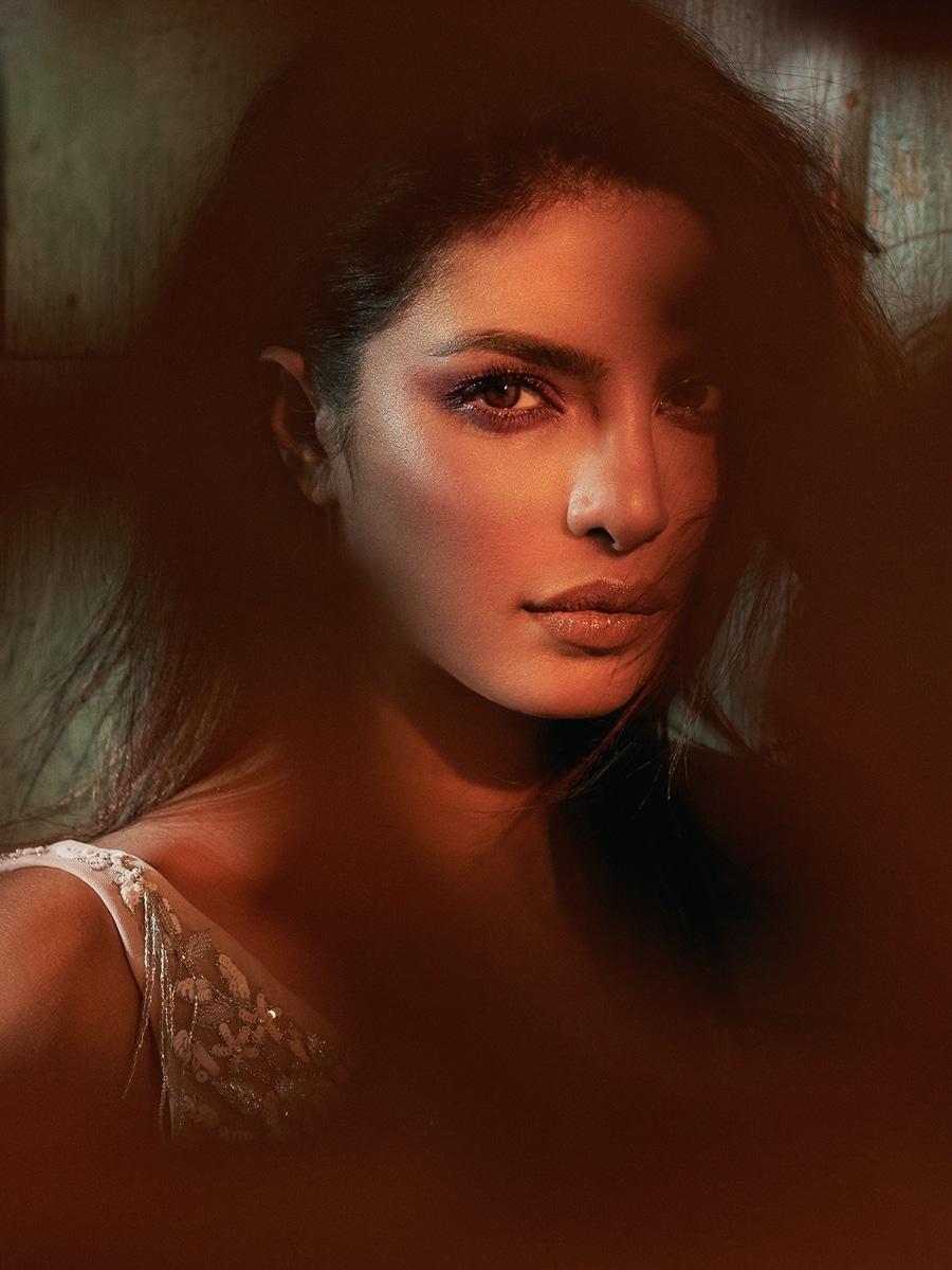 Priyanka Chopra by Greg Swales for Harper's Bazaar Vietnam March 2018