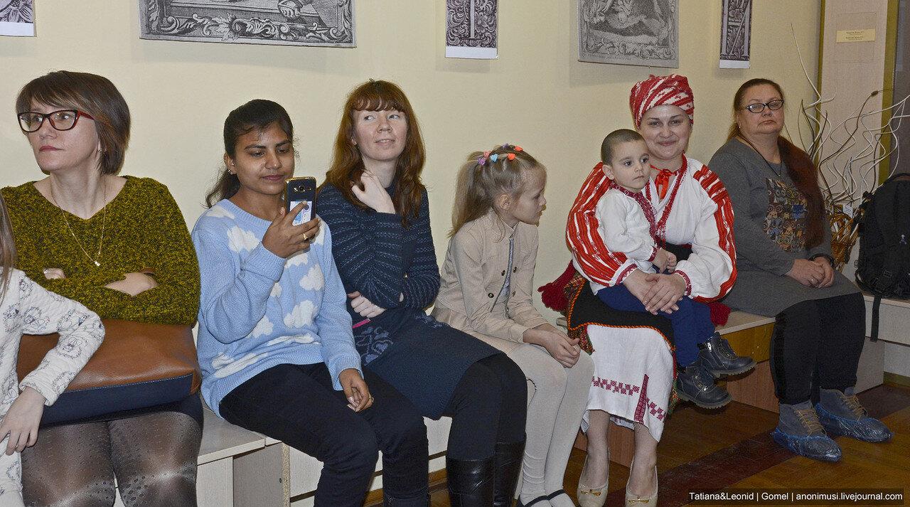 Масленица в филиале Ветковского музея. Гомель