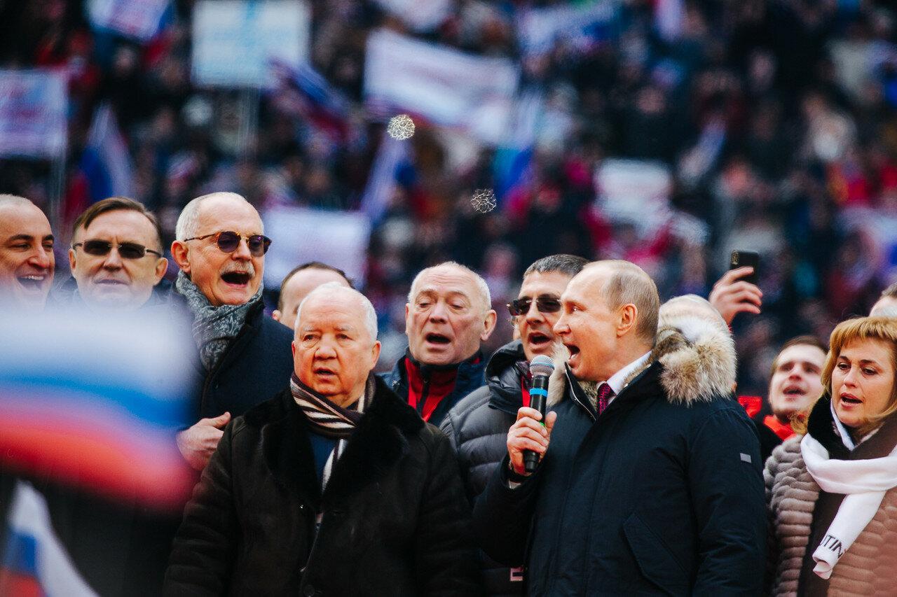 Новое яркое заявление Путина