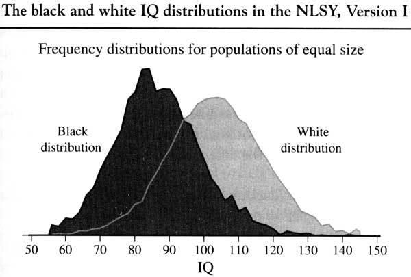 Расы и коэффициент интеллекта (IQ). Исследование школьника в Калифорнии.