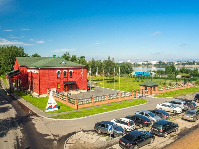 Приехал в Архангельск.
