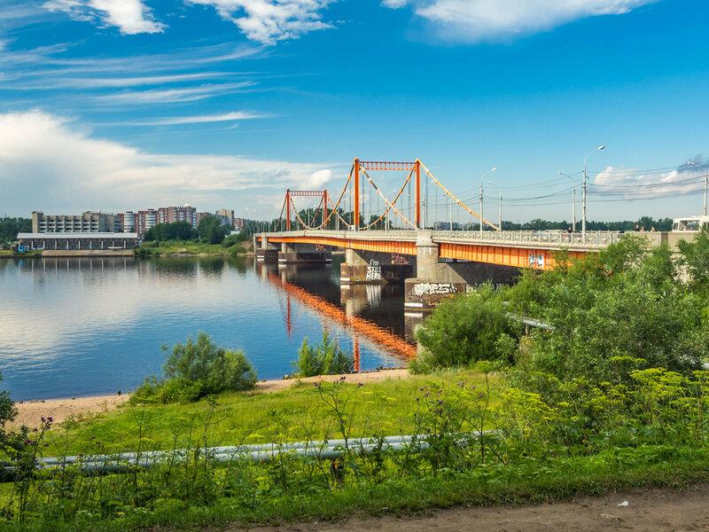 Кузнечевский мост.