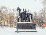 Памятник М.И.Платову