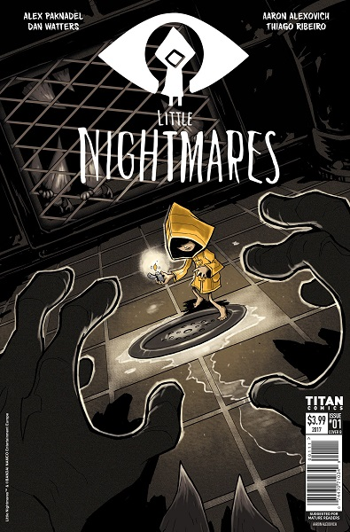 Little Nightmares Secrets of The Maw Chapter 1-2-3 (2017/RUS/ENG/RePack by xatab)