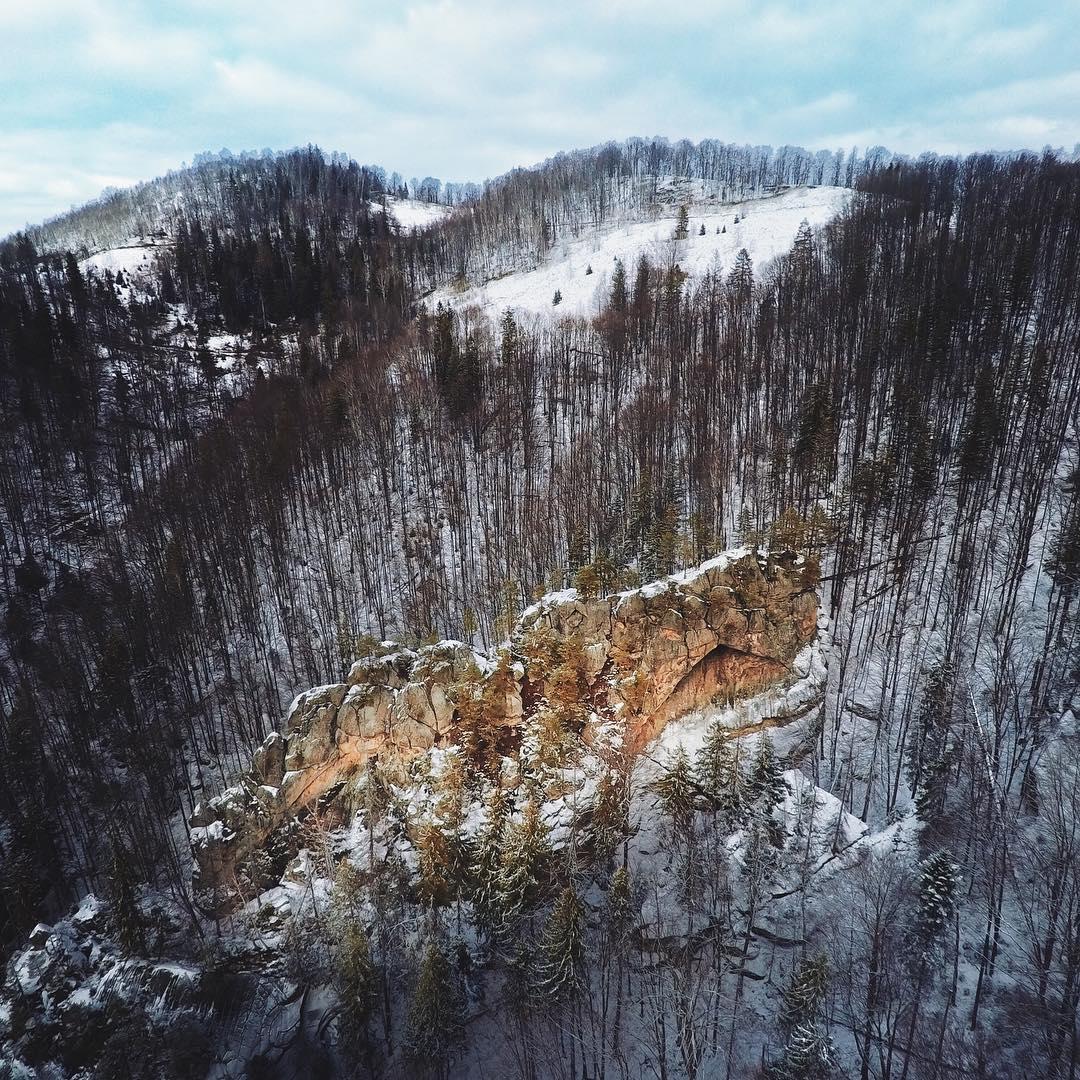 Украинские просторы на снимках Назария Дорошкевича