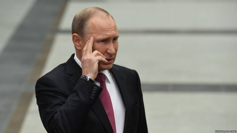 Выборы Путина в Украине – блокировка участков и «коридоры позора»