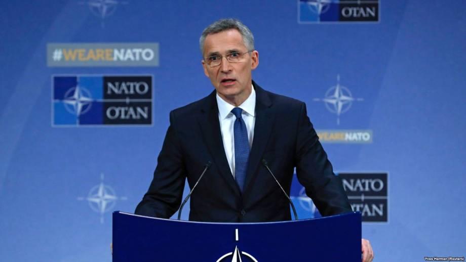 НАТО высылает семерых российских дипломатов