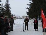 23 февраля в Бердске прошли торжественные церемонии возложения цветов