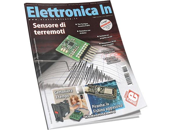 Elettronica In - №222 (Febbraio 2018)