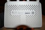 Тыльная сторона Xiaomi Mi Wi-Fi Router 3A