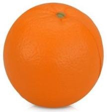 апельсин игрушка-антистресс купить